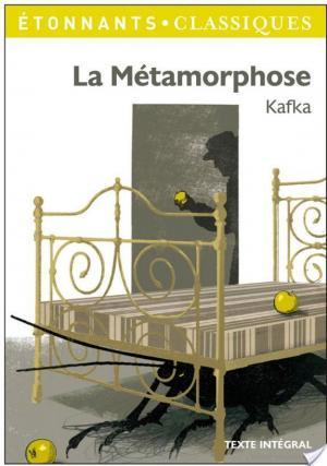 Affiche La Métamorphose