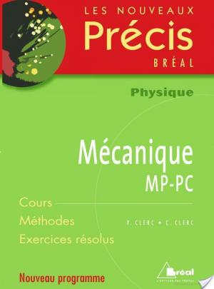 Affiche Mécanique MP-PC