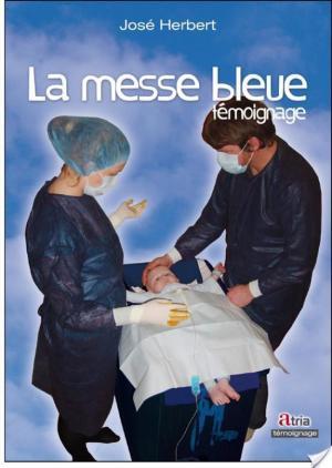 Affiche La messe bleue