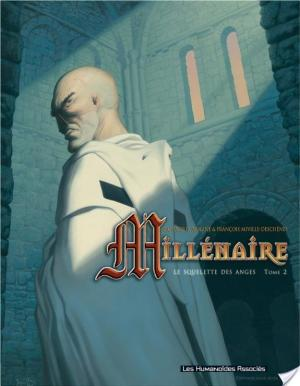 Affiche Millénaire T2 : Le Squelette des Anges