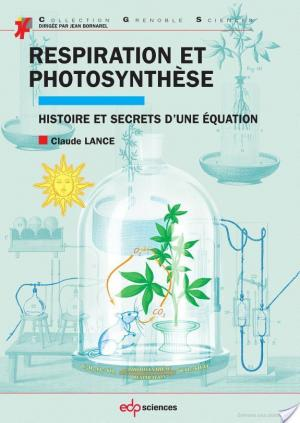 Affiche Respiration et photosynthèse