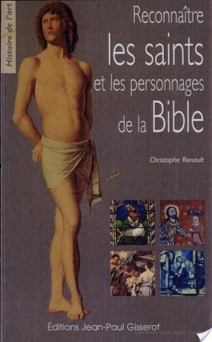 Affiche Reconnaître les saints et les personnages de la Bible
