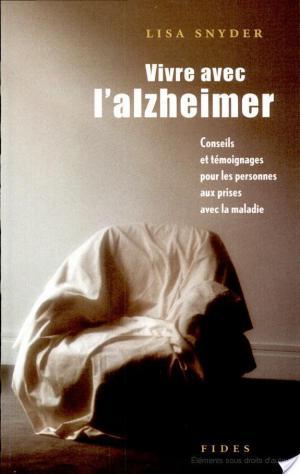 Affiche Vivre avec l'Alzheimer
