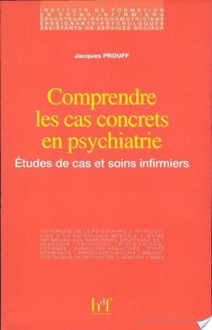 Affiche Comprendre les cas concrets en psychiatrie