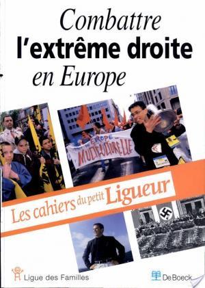 Affiche Combattre l'extrême droite en Europe