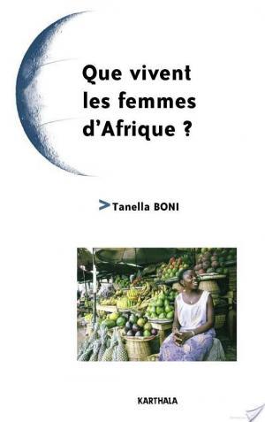 Affiche Que vivent les femmes d'Afrique ?