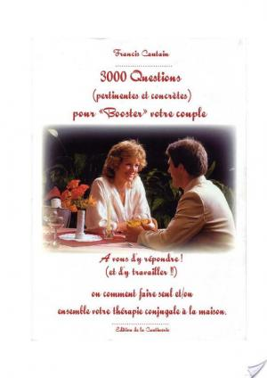 Affiche 3000 question pour booster votre couple