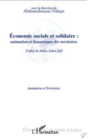Affiche Economie sociale et solidaire