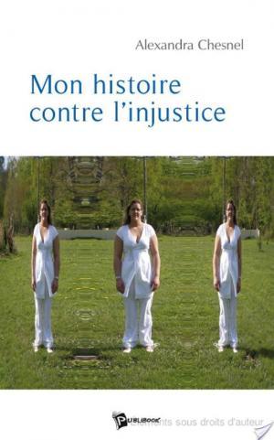 Affiche Mon histoire contre l'injustice
