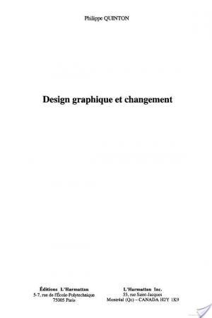 Affiche Design, graphique et changement
