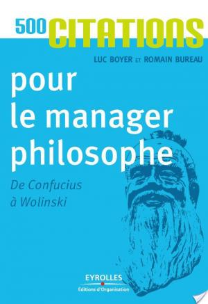 Boite de  500 citations pour le manager philosophe