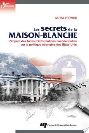 Affiche Les secrets de la Maison-Blanche