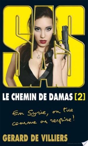 Affiche SAS - Le chemin de Damas volume 2