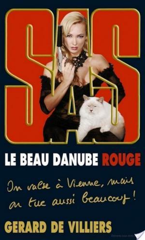 Affiche SAS 196 - Le beau Danube rouge