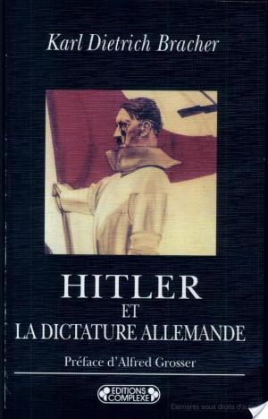 Affiche Hitler et la dictature allemande