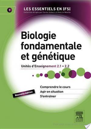 Affiche Biologie fondamentale et génétique UE 2.1 et 2.2