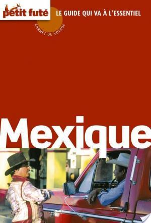 Affiche Carnet de Voyage Mexique 2010 Pt Fute