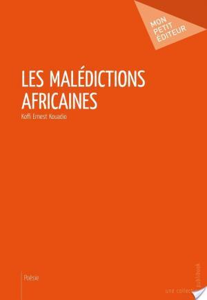 Affiche Les Malédictions africaines