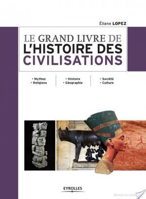 Affiche Le grand livre de l'histoire des civilisations