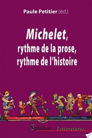 Affiche Michelet, rythme de la prose, rythme de l'histoire