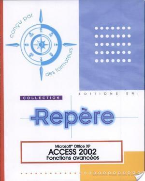 Affiche Access 2002. Fonctions avancées