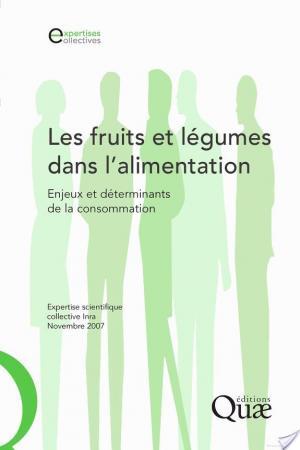 Affiche Les fruits et légumes dans l'alimentation