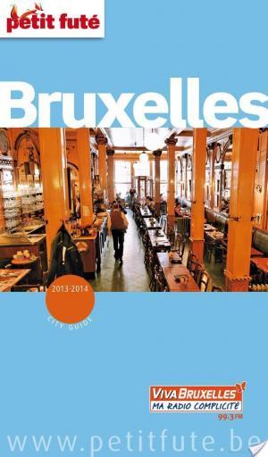 Affiche Petit Futé Bruxelles