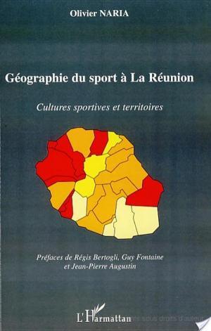 Affiche Géographie du sport à La Réunion