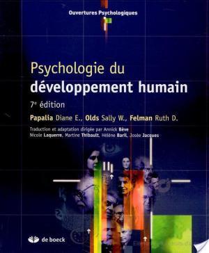 Affiche Psychologie du développement humain