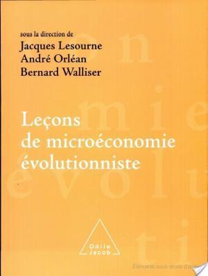 Affiche Leçons de microéconomie évolutionniste
