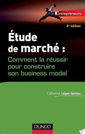 Affiche Etude de marché - 4e édition - Comment la réussir pour construire son business model