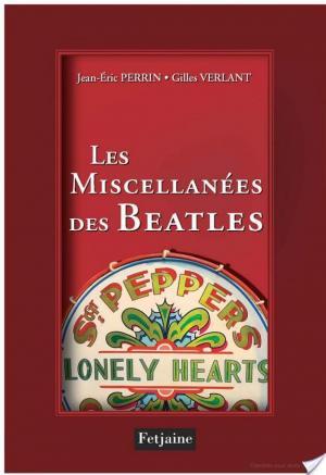 Affiche Les Miscellanées des Beatles