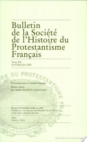 Affiche Protestantisme et cinéma franc̨ais