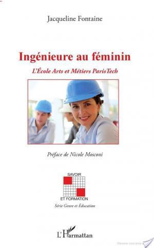 Affiche Ingénieure au féminin