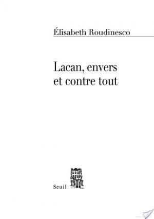 Affiche Lacan, envers et contre tout