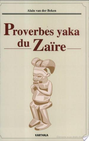 Affiche Proverbes yaka du Zaïre