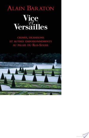Affiche Vice et Versailles