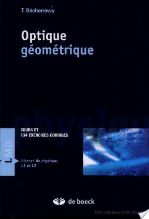Affiche Optique géométrique