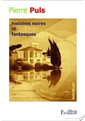 Affiche Histoires noires et fantasques