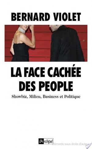 Affiche La face cachée des people