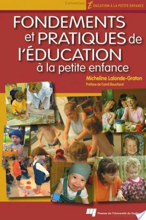 Affiche Fondements et Pratiques de L'éducation à la Petite Enfance