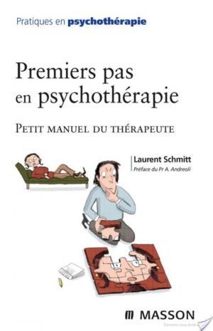 Affiche Premiers pas en psychothérapie