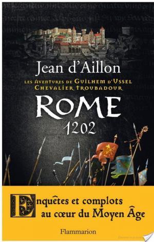 Affiche Rome 1202