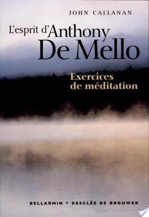 Affiche L'esprit d'Anthony De Mello