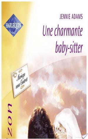 Affiche Une charmante baby-sitter (Harlequin Horizon)