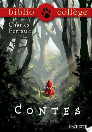 Affiche Bibliocollège - Contes, Charles Perrault
