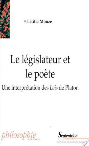 Affiche Le législateur et le poète