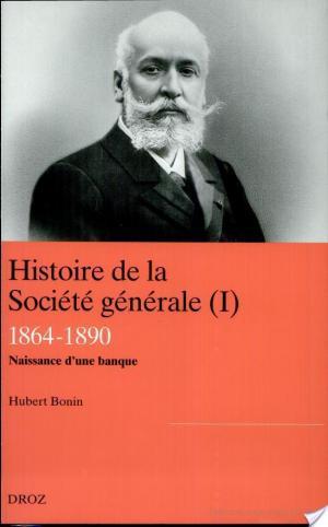 Affiche Histoire de la société générale