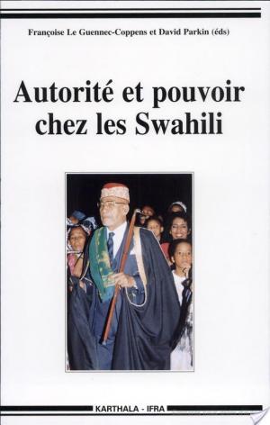Affiche Autorité et pouvoir chez les Swahili