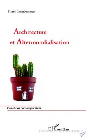 Affiche Architecture et altermondialisation